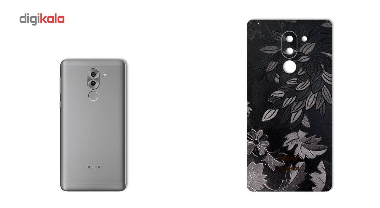 برچسب پوششی ماهوت مدل Wild-flower Texture مناسب برای گوشی  Huawei Honor 6X main 1 1