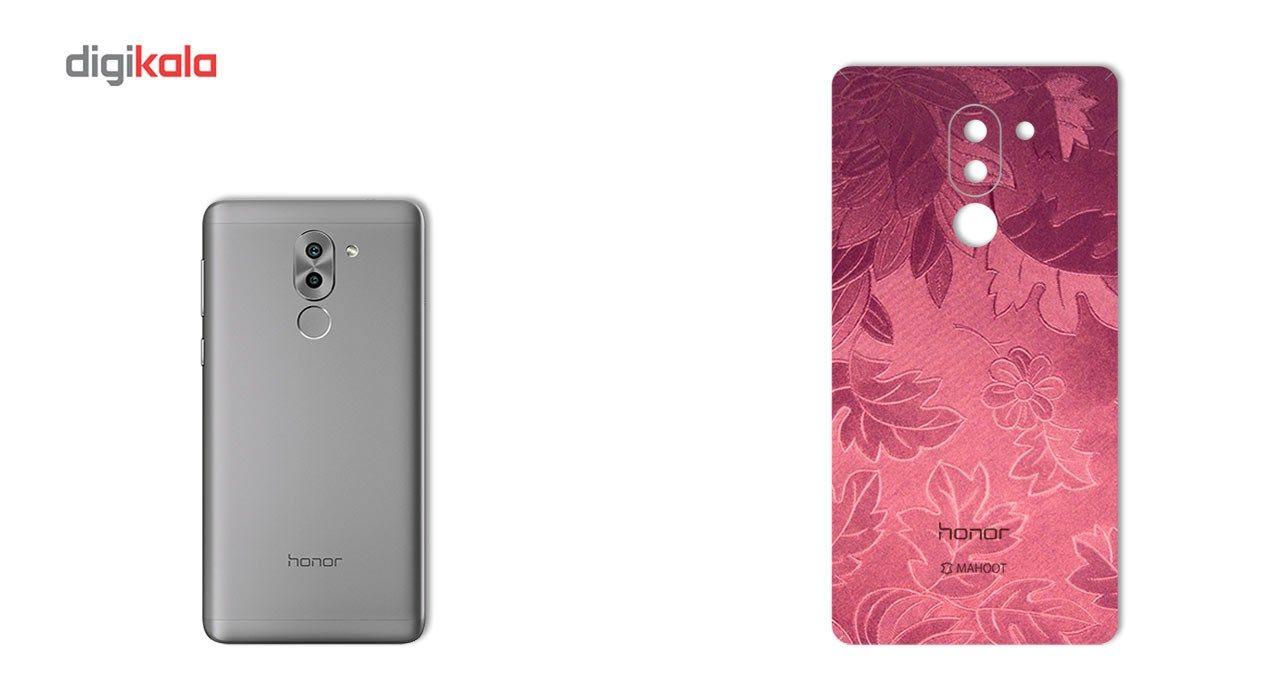 برچسب پوششی ماهوت مدل Wild-flower Texture مناسب برای گوشی  Huawei Honor 6X main 1 2