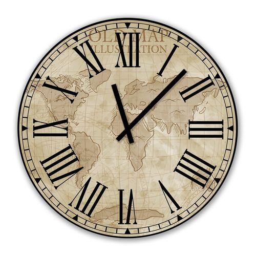 ساعت دیواری پرسناژ مدل C01