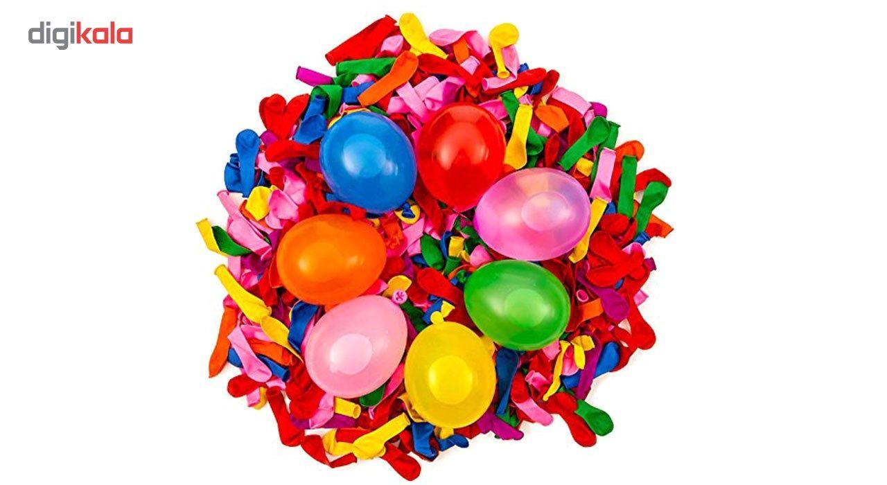 بادکنک آبی بانیبو مدل Water Balloons مجموعه 500عددی main 1 1