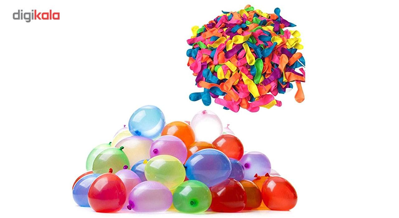 بادکنک آبی بانیبو مدل Water Balloons مجموعه 500عددی main 1 4