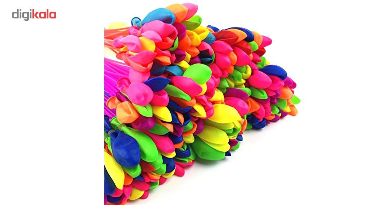 بادکنک آبی بانیبو مدل Water Balloons مجموعه 500عددی main 1 5