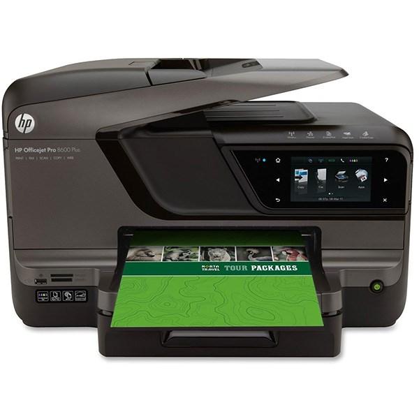 خرید پرینتر چند کاره اچ پی مدل  Officejet Pro 8600 Plus
