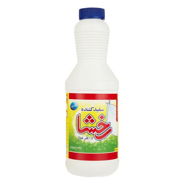 مایع سفید کننده رخشا مقدار 1 کیلو گرم