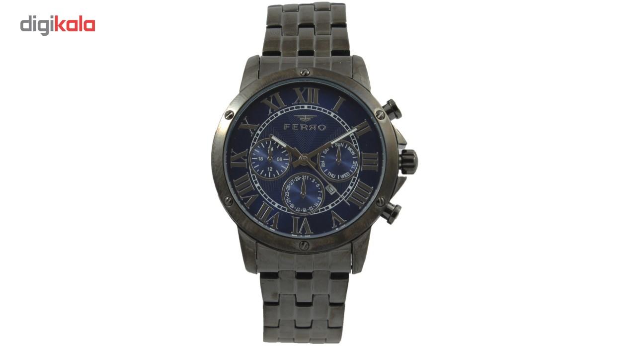 ساعت مچی عقربه ای مردانه فرو مدل F71681A-652-V