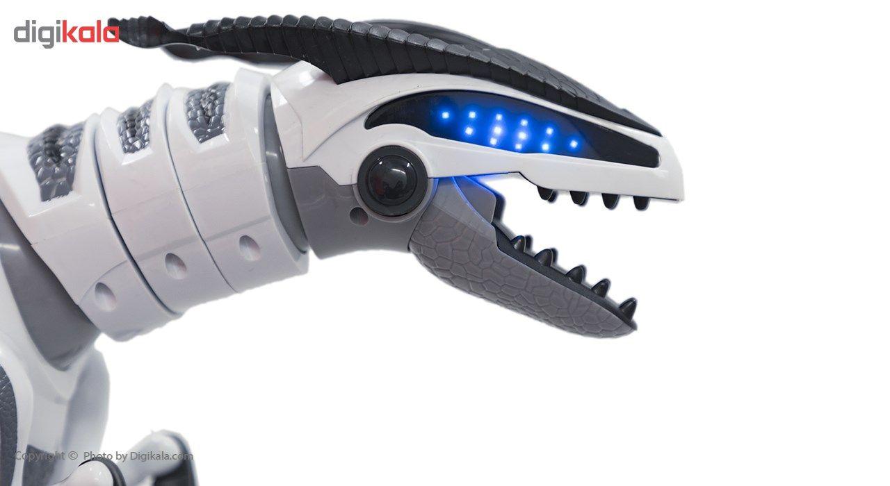 ربات مدل DinoSaur main 1 12