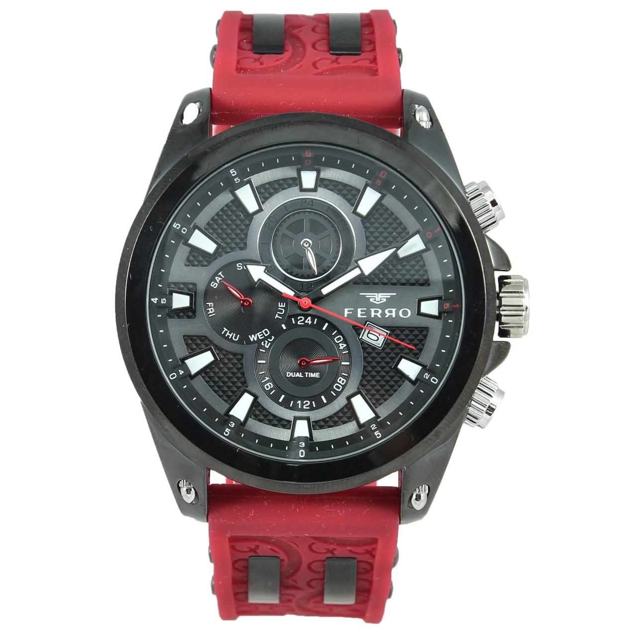 ساعت عقربه ای مردانه فرو مدل F61532-576-G 54