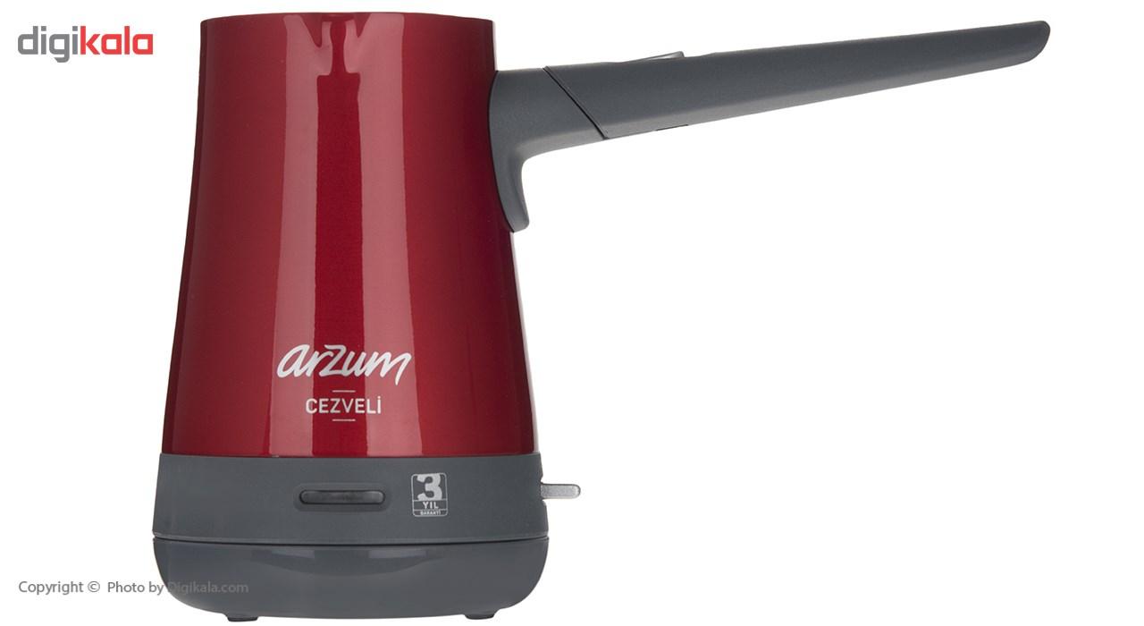 قهوه جوش برقی آرزوم مدل AR3017