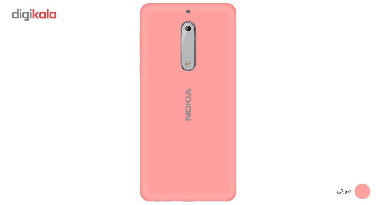 کاور سیلیکونی مناسب برای گوشی موبایل نوکیا 5 main 1 2