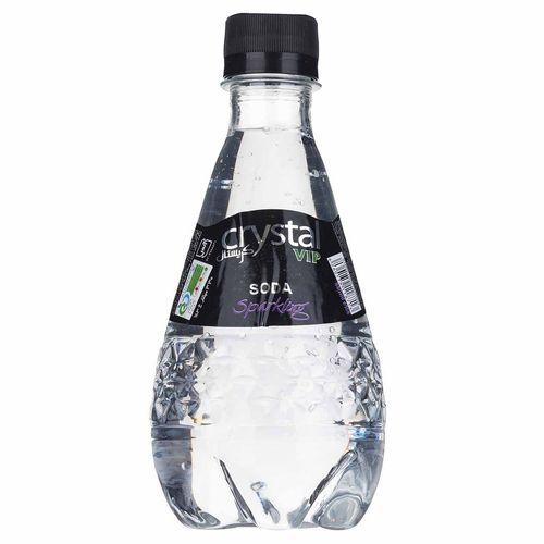 نوشیدنی سودا کریستال مقدار 0.33 لیتر