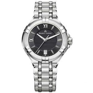 ساعت مچی عقربه ای زنانه موریس لاکروا مدل AI1006-SS002-330-1