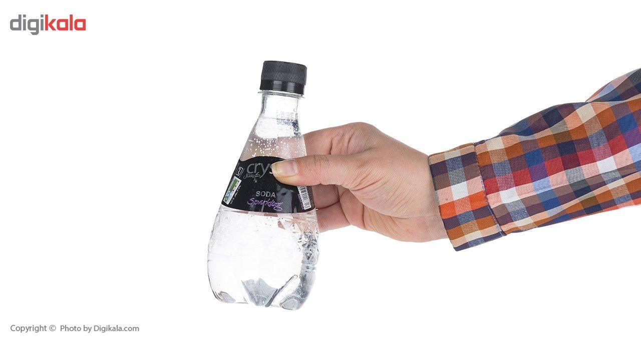 نوشیدنی سودا کریستال مقدار 0.33 لیتر main 1 6