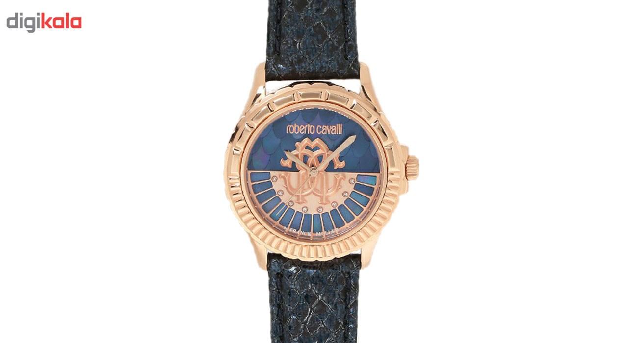 ساعت مچی عقربه ای زنانه روبرتو کاوالی مدل RV2L014L0041