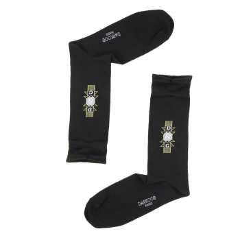 جوراب مردانه دارکوب مدل 301029