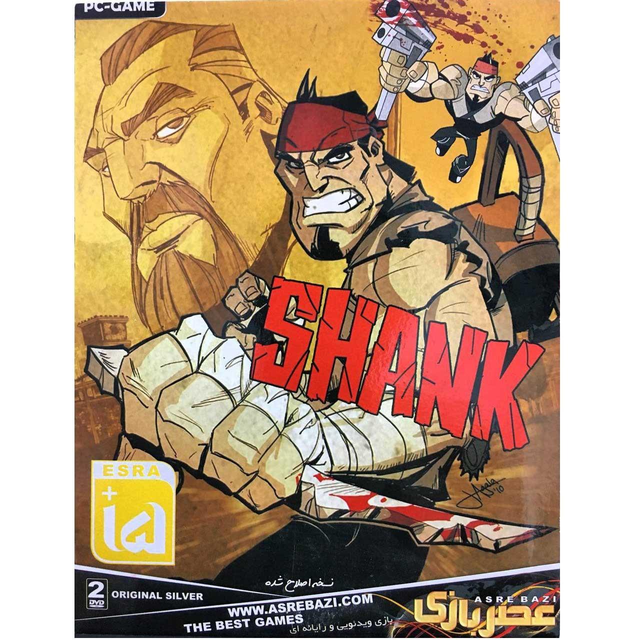 بازی Shank مخصوص PC