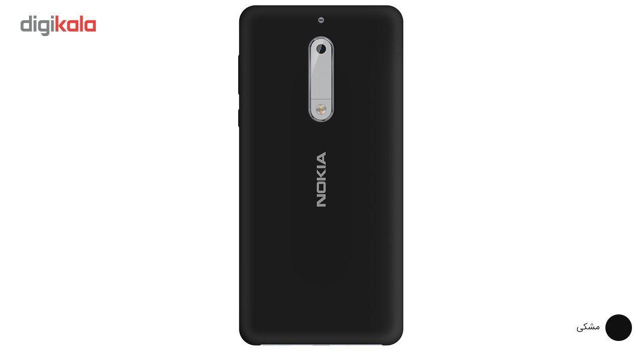 کاور سیلیکونی مناسب برای گوشی موبایل نوکیا 5 main 1 5