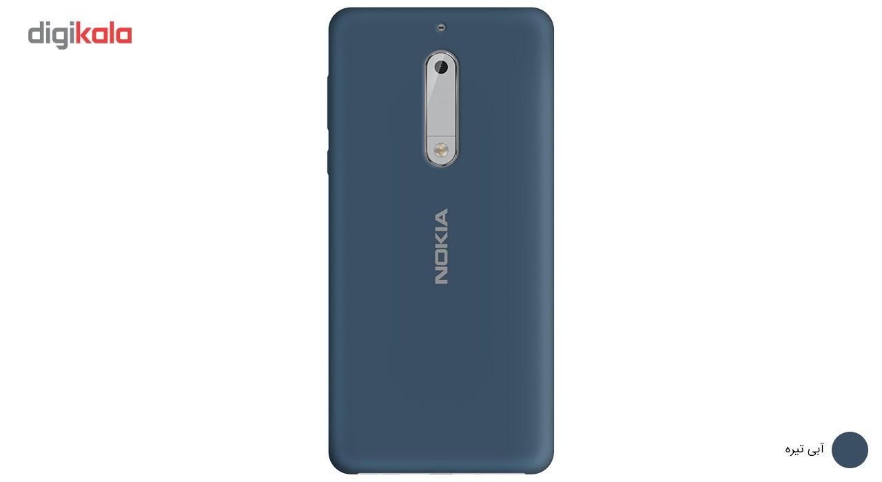 کاور سیلیکونی مناسب برای گوشی موبایل نوکیا 5 main 1 6
