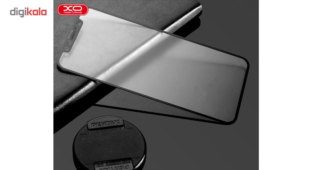 محافظ صفحه نمایش شیشه ای  ایکس او مدل Anti Glare  مناسب برای گوشی موبایل اپل آیفون 7 پلاس main 1 1