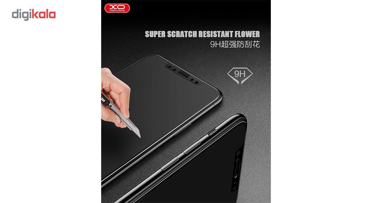 محافظ صفحه نمایش شیشه ای  ایکس او مدل Anti Glare  مناسب برای گوشی موبایل اپل آیفون 7 پلاس main 1 2