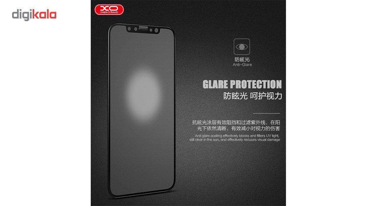 محافظ صفحه نمایش شیشه ای  ایکس او مدل Anti Glare  مناسب برای گوشی موبایل اپل آیفون 7 پلاس main 1 3