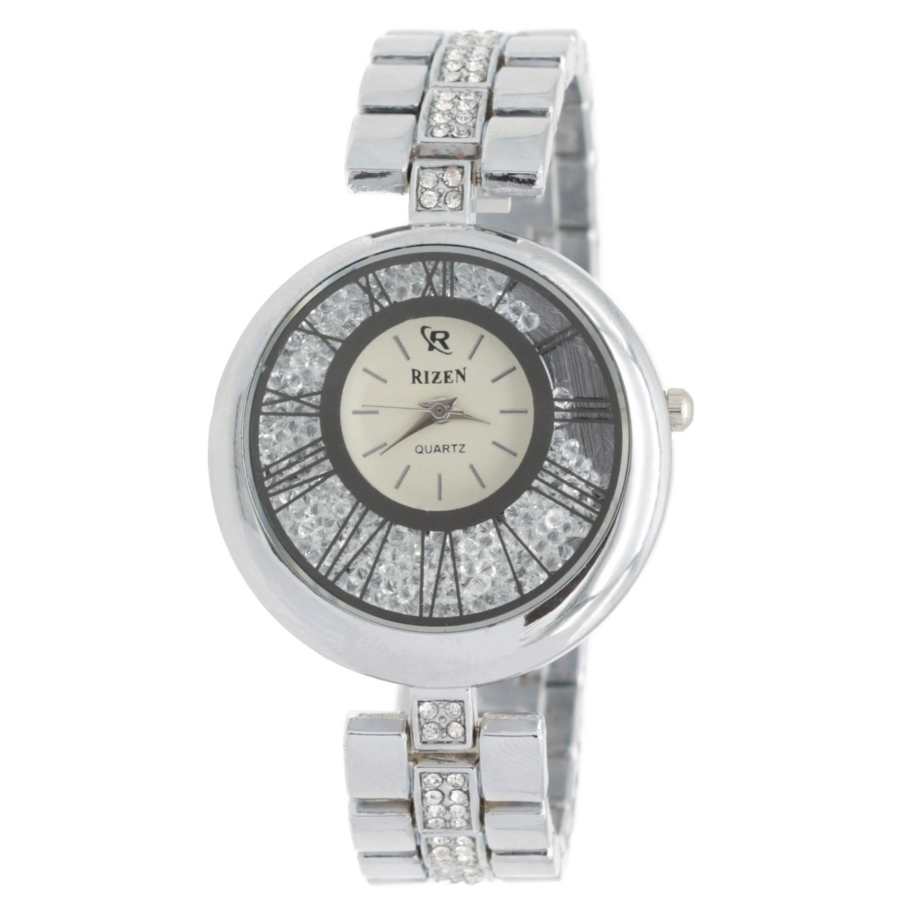 خرید ساعت مچی عقربه ای زنانه  ریزن مدل RZ1030
