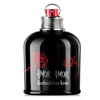 ادو تویلت زنانه کاشارل مدل Amor Amor Forbidden kiss حجم 50 میلی لیتر
