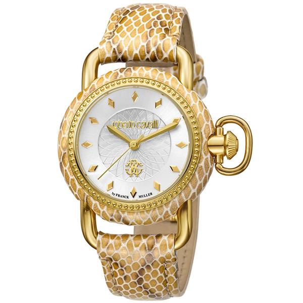 ساعت مچی عقربه ای زنانه روبرتو کاوالی مدل RV1L017L0041