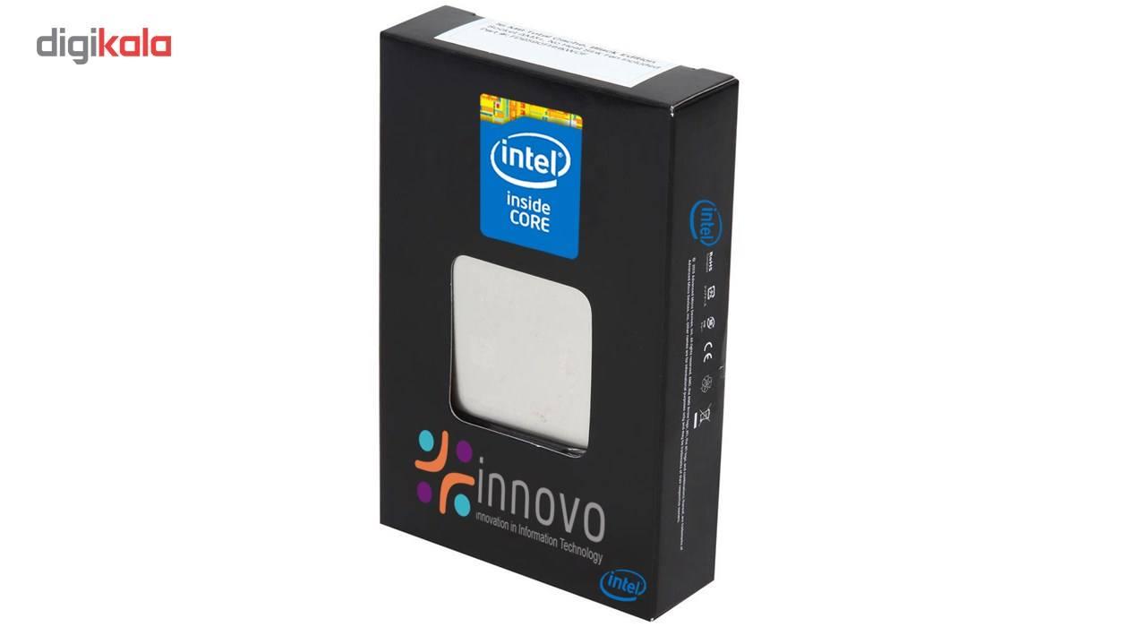 پردازنده مرکزی اینتل سری Coffee Lake مدل Core i7-8700K بدون فن