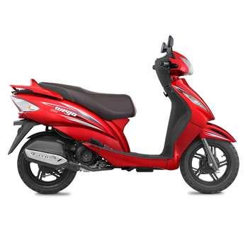 موتورسیکلت تی وی اس مدل وگو 110 سال 1395