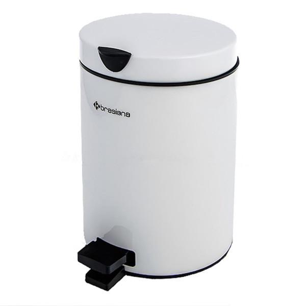 سطل زباله  پدالی براسیانا مدل BPS ظرفیت 3 لیتری