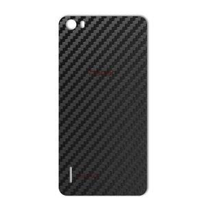 برچسب پوششی ماهوت مدل Carbon-fiber Texture مناسب برای گوشی  Huawei Honor 6