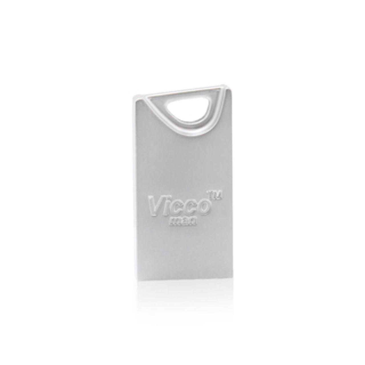 فلش مموری ویکو من مدل  VC264 silver  با ظرفیت 8 گیگابایت