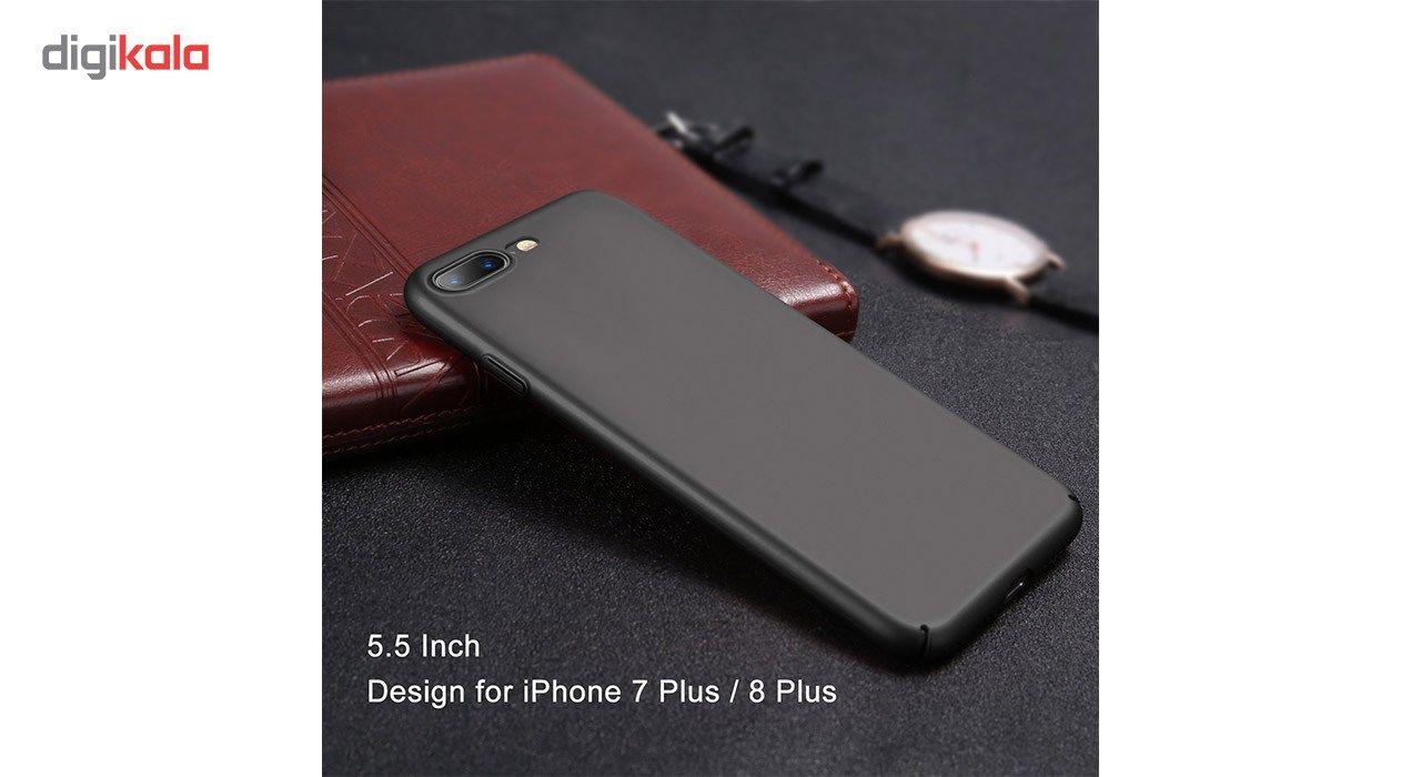 کاور  آیپکی مدل Hard Case مناسب برای گوشی Apple iPhone 7 Plus/8 Plus main 1 2