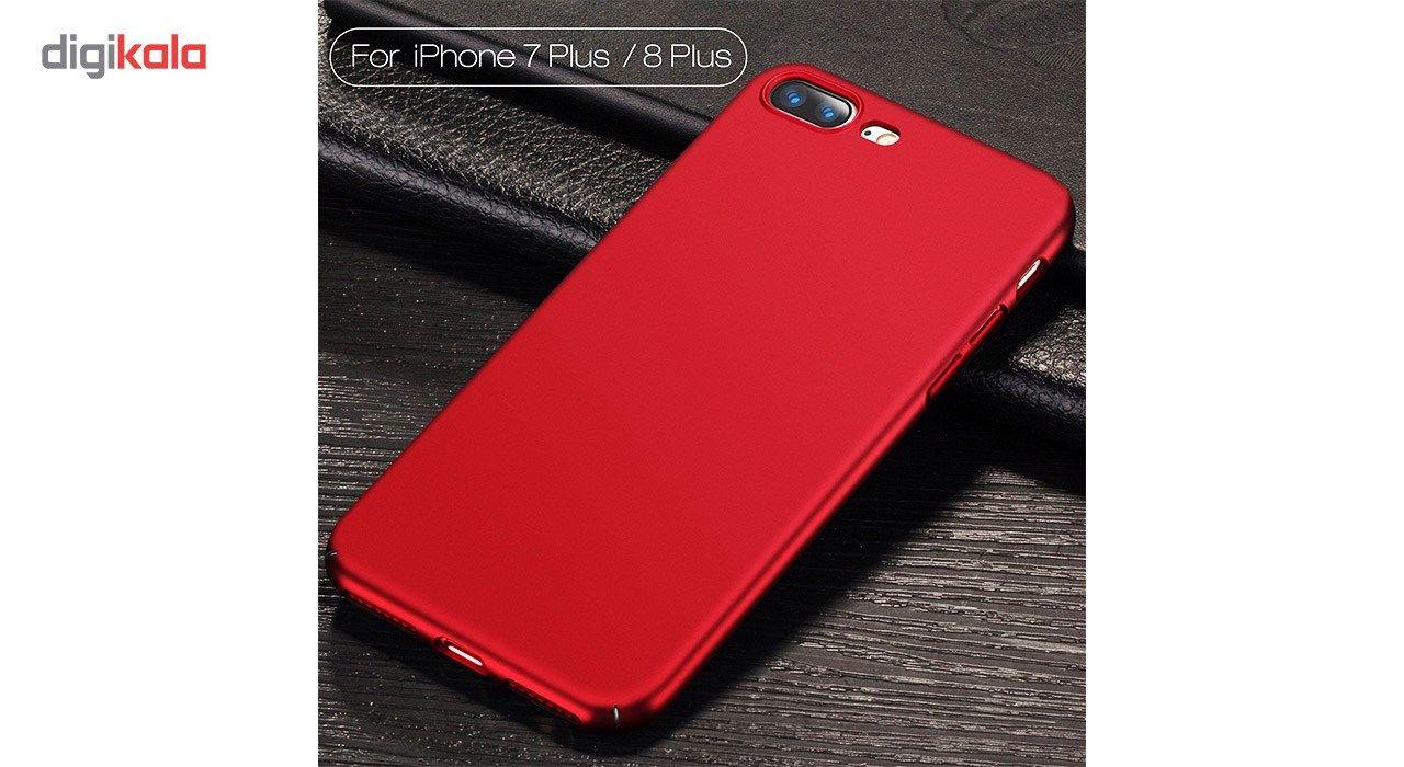 کاور  آیپکی مدل Hard Case مناسب برای گوشی Apple iPhone 7 Plus/8 Plus main 1 5