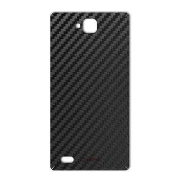 برچسب پوششی ماهوت مدل Carbon-fiber Texture مناسب برای گوشی  Huawei Honor 3c