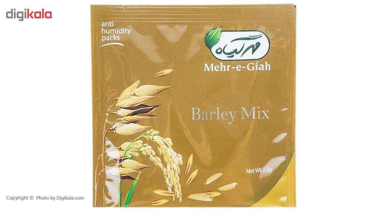 دمنوش گیاهی جو برنج قهوه ای مهرگیاه بسته 14 عددی main 1 5