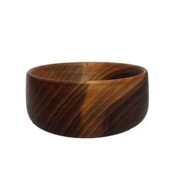 کاسه چوبی مدل m99