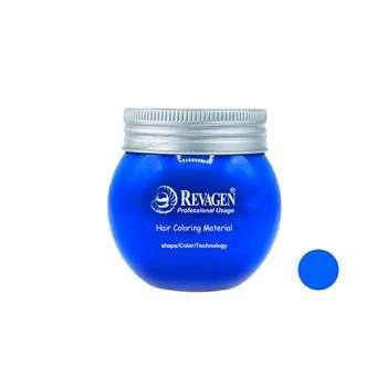 چسب مو ریواژن مدل extra color حجم 150 میلی لیتر رنگ آبی