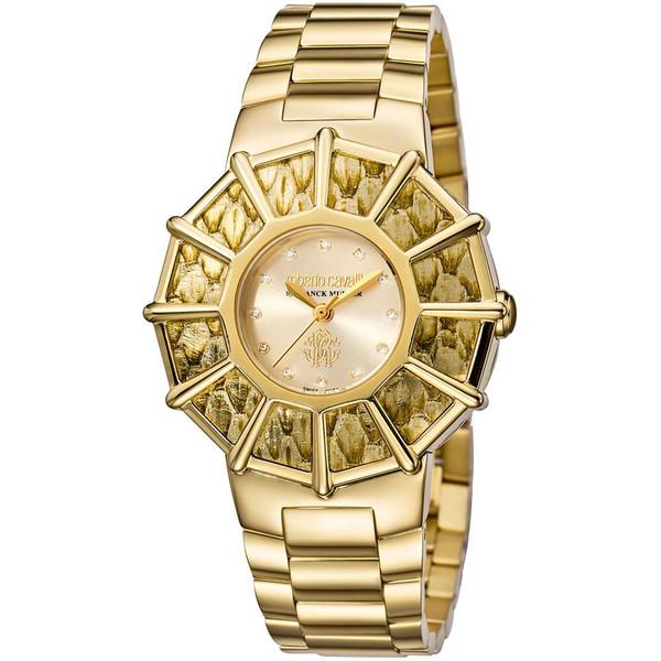 ساعت مچی عقربه ای زنانه روبرتو کاوالی مدل RV2L009M0131