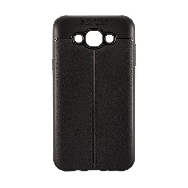 کاور ژله ای طرح چرم مناسب برای گوشی موبایل سامسونگ Galaxy S3