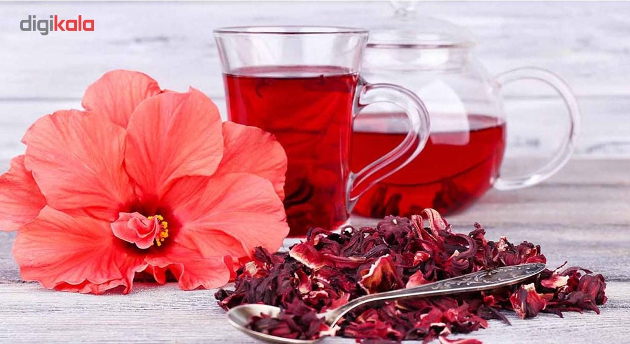 دمنوش گیاهی چای ترش مهرگیاه بسته 14 عددی main 1 12