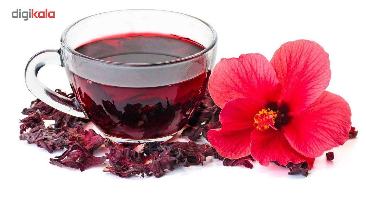 دمنوش گیاهی چای ترش مهرگیاه بسته 14 عددی main 1 13