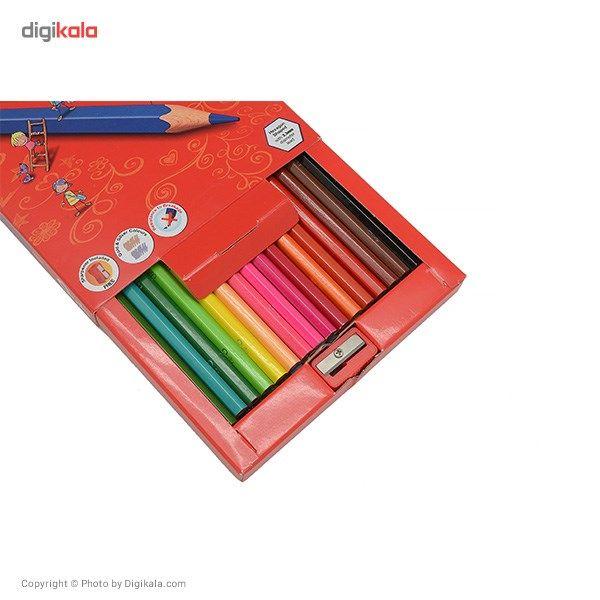 مداد رنگی 36 رنگ کوییلو کد 634005 main 1 2