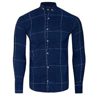 پیراهن آستین بلند  مردانه مدل 344004052