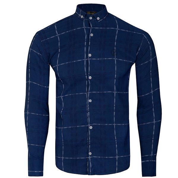 پیراهن آستین بلند مردانه مدل 344004052 غیر اصل