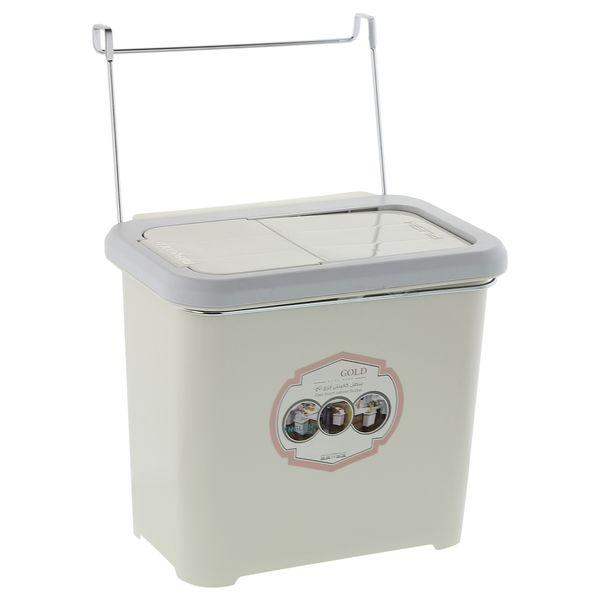 سطل زباله کابینتی گلد مدل Easy touch