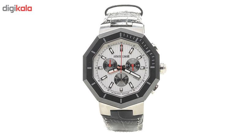 ساعت مچی عقربه ای مردانه روبرتو کاوالی مدل RV1G009L0121