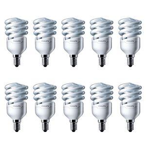 لامپ کم مصرف 12 وات فیلیپس مدل Tornado  پایه E14  بسته 10 عددی