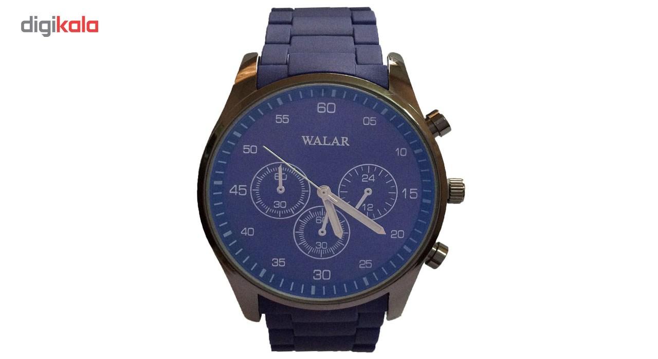 ساعت مچی عقربه ای والار  مدل No WG02104