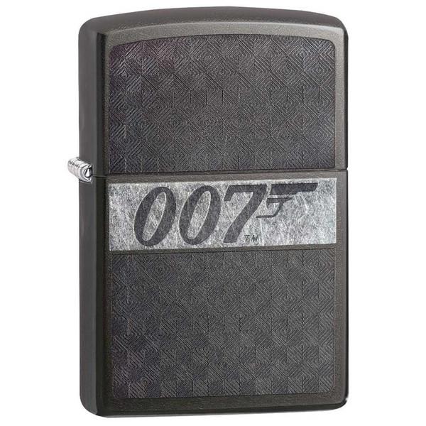 فندک زیپو مدل 29564  Iced James Bond